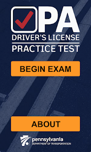 PA Driver's Practice Test For Pc – Free Download For Windows 7, 8, 10 And Mac 1