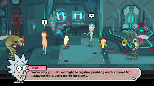 Rick and Morty: Clone Rumble 1.3 Screenshots 5