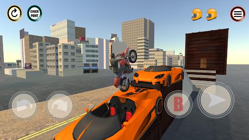 city bike racing screenshot 3