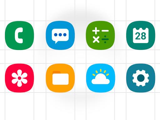 One UI - icon pack 1.0.7 Screenshots 1