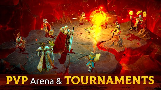 Age of Magic  RPG  Strategy Apk Download 4