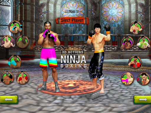 Tag Team Boxing Game: Kickboxing Fighting Games 2.9 Pc-softi 18