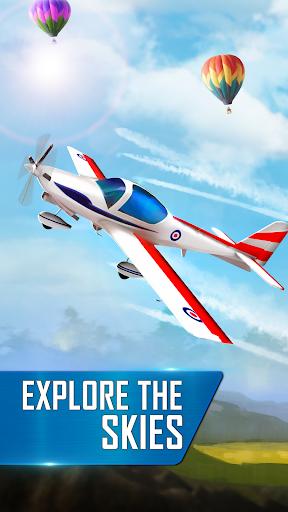 City Flight Airplane Pilot - New Fly Plane Games  Screenshots 2