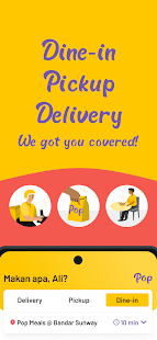 Pop Meals - food delivery screenshots 6
