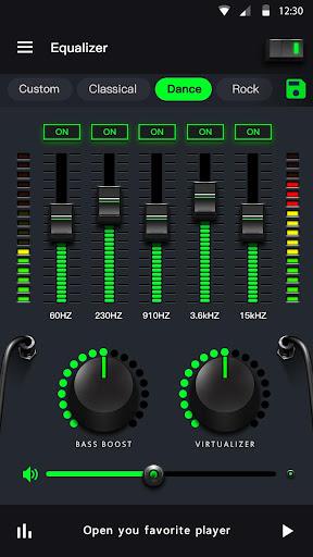 Music Equalizer - Bass Booster & Volume Booster  Screenshots 6