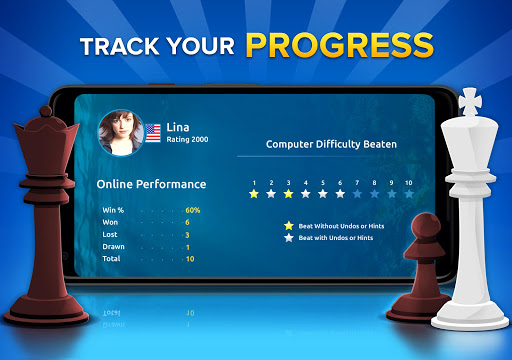 Chess Stars - Play Online  screenshots 14