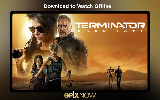 EPIX NOW: Watch TV and Movies apkdebit screenshots 20