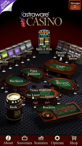 Astraware Casino 1.83.002 screenshots 1