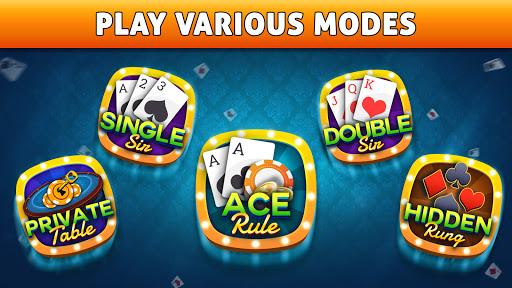 Court Piece - My Rung & HOKM Card Game Online  screenshots 8