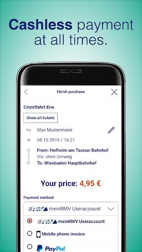 RMV Rhein-Main-Verkehrsverbund 2.10.0 Screenshots 4