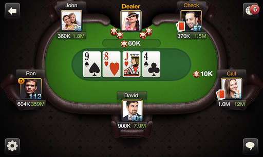 Poker Games: World Poker Club 1.150 Screenshots 6