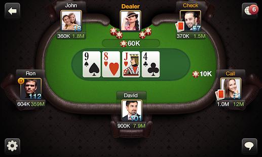Poker Games: World Poker Club 1.162 Screenshots 6