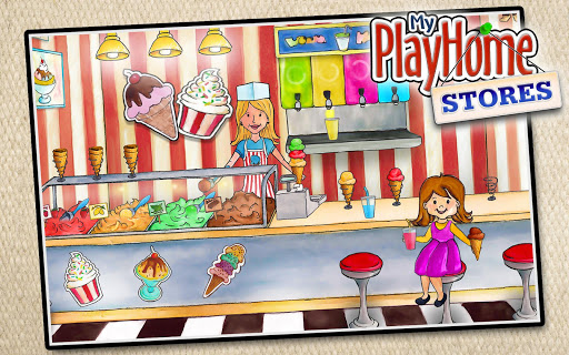 My PlayHome Stores  screen 0