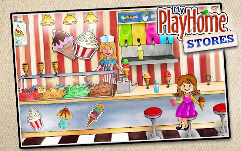 تحميل ماي بلاي هوم البيت مجانا my playhome stores أحدث إصدار 1