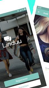 Linduu, and you? Date, Flirt, Chat, Meet Friends Screenshot
