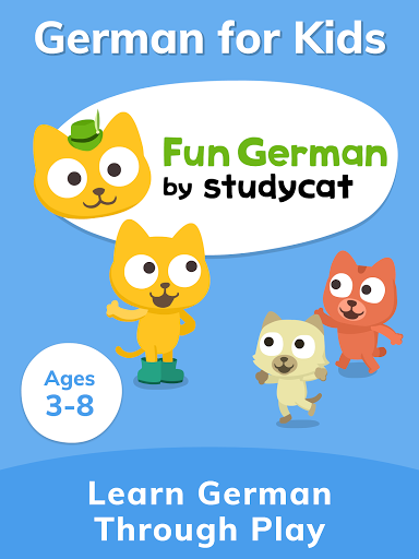 Studycat: Learn German for Kids apktram screenshots 17