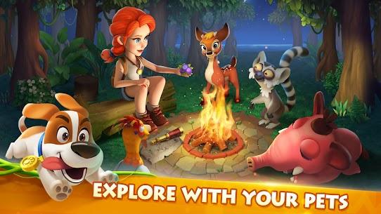Family Farm Adventure MOD APK 1.4.211 (Unlimited Gold) 12