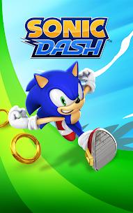 Sonic Dash MOD APK 4.24.0 (Unlimited Money) 14