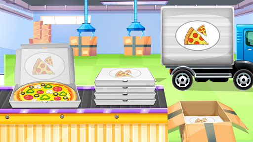 Cake Pizza Factory Tycoon: Kitchen Cooking Game screenshots 5