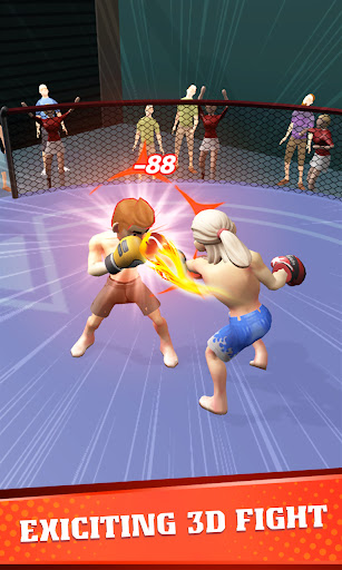 Muscle Tycoon 3D: MMA Boxing 1.3.9 screenshots 6