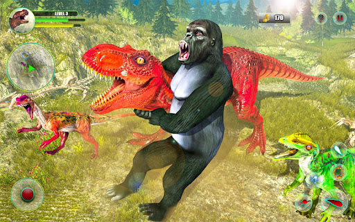 Dinosaur Games Simulator Dino Attack 3D  screenshots 3