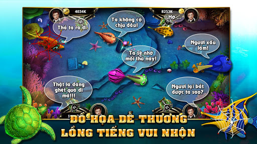 Fishing Pirate - Hải Tặc Bắn Cá - Ban Ca Ăn Xu For PC Windows (7, 8, 10, 10X) & Mac Computer Image Number- 8