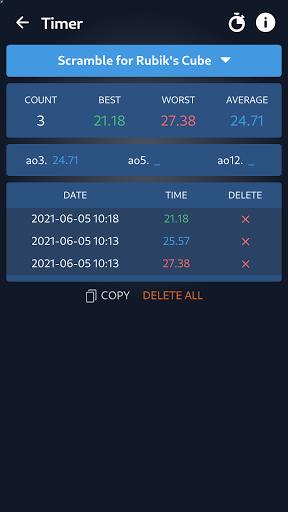 Cube Solver  screenshots 7