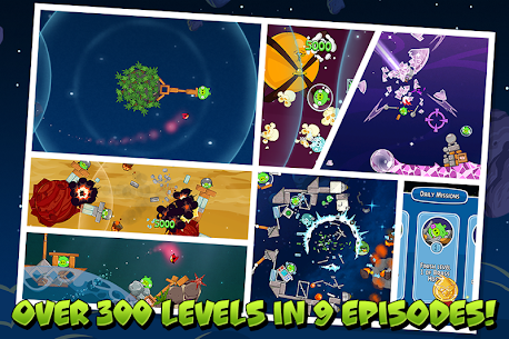 Angry Birds Space Apk Download , Angry Birds Space Apk Mod , New 2021 5