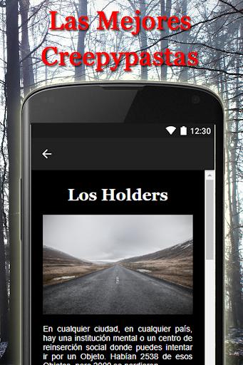The Holders - Creepypastas screenshots 2