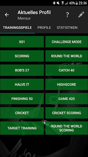Darts Scoreboard: My Dart Training  Screenshots 10