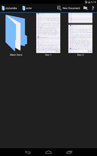 Write 3 modavailable screenshots 4
