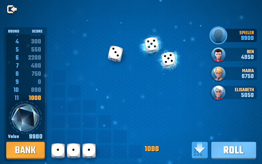 Farkle 10000 - Free Multiplayer Dice Game 1.1.11 screenshots 6