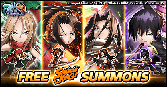 Grand Summoners – Anime Action RPG 1