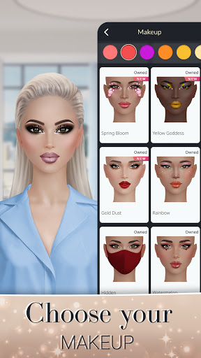 Fashion Nation: Style & Fame apkslow screenshots 3