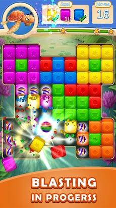 Toy Cubes Blast:Match 3 Puzzle Gamesのおすすめ画像3