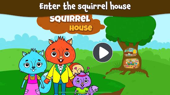 Animal Town - My Squirrel Home 2.62 Screenshots 1
