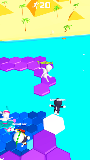 Do Not Fall .io 1.12.0 screenshots 8