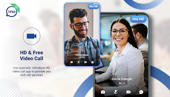 screenshot of imo HD-Free Video Calls and Chats