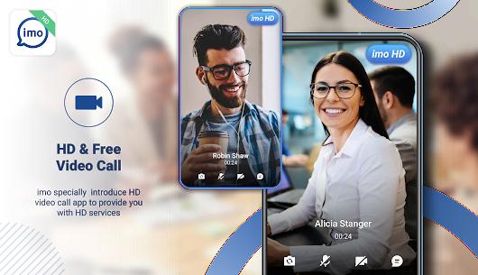 imo HD-Free Video Calls and Chats 3