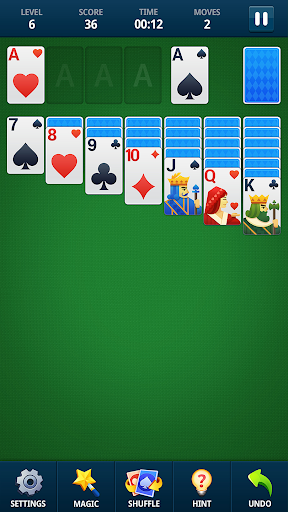 Solitaire Puzzlejoy - Solitaire Games Free 1.1.0 screenshots 4