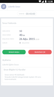 e.mobil 2.3.25 Screenshots 5