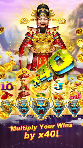 Grand Macau 3: Dafu Casino Mania Slots apkpoly screenshots 2