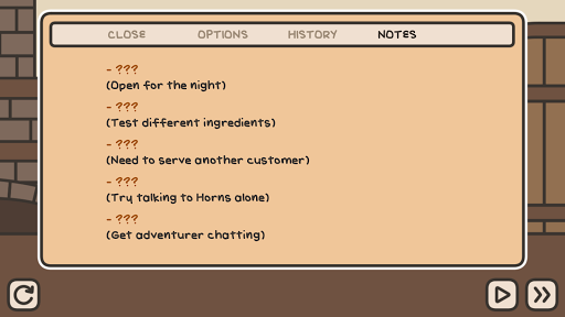 A TAVERN FOR TEA  screenshots 6