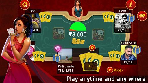 Teen Patti Jungle : 3 Patti & Rummy & Poker 2.0 screenshots 4