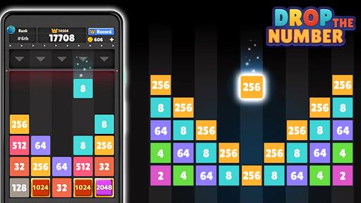 Drop The Numberu2122 : Merge Game  screenshots 9