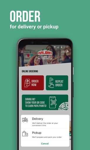 Papa Johnu2019s Pizza UAE 112.04.91 Screenshots 5