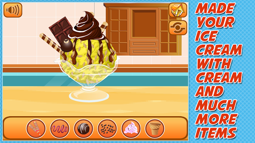 Ice Cream Shop: Cooking Game filehippodl screenshot 1