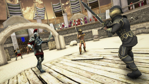 Gladiator Glory apkpoly screenshots 8