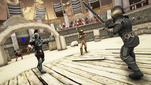 Gladiator Glory apkslow screenshots 8