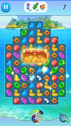 The Love Boat: Puzzle Cruise u2013 Your Match 3 Crush! screenshots 8